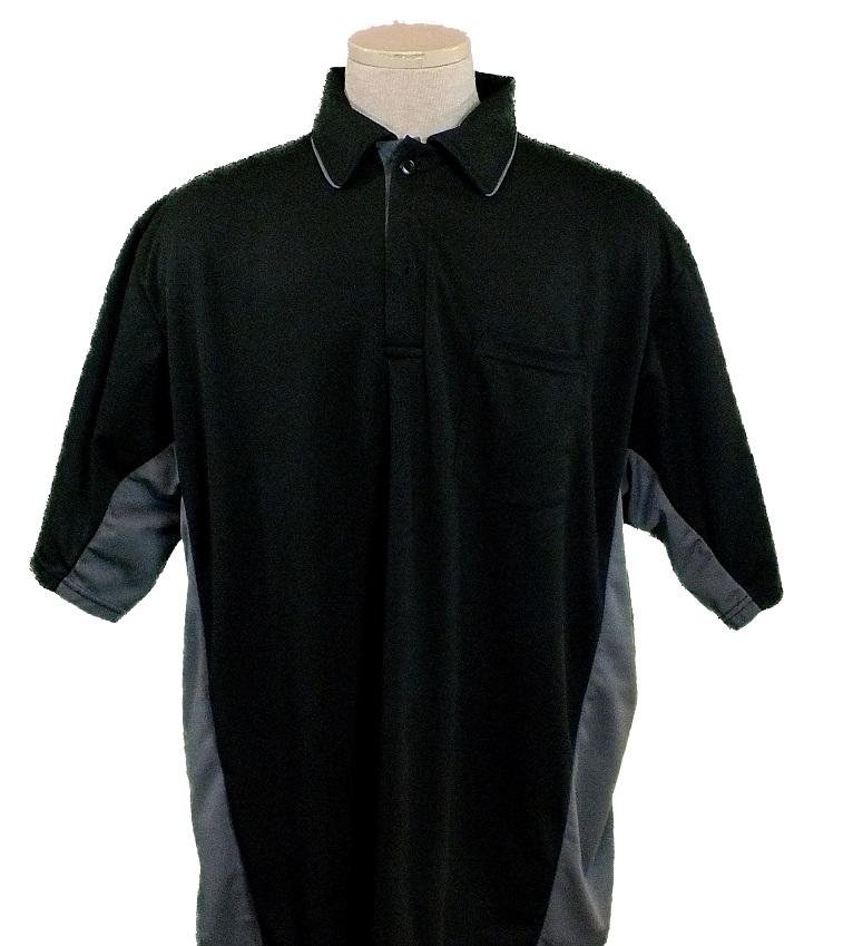 Modern Pro - Umpire Shirt (Black)