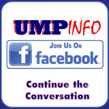 UmpInfo on Facebook