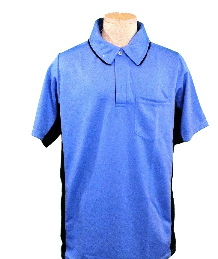 Modern Pro - Umpire Shirt (Powder/Black)